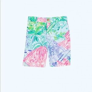 NWT Lilly Pulitzer Boys Shorts in Bohemian Queen